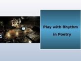 Powerpoint: creating rhythm in poetry