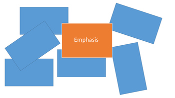 Powerpoint for Emphasis Art Lesson