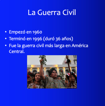 Powerpoint for Esperanza Spanish Novel