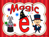 Magic e  Power Points & Printables