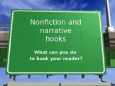 Powerpoint for Writing Hooks