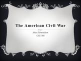 Powerpoint on American Civil War