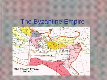 Powerpoint on Constantinople