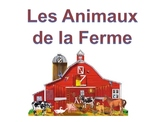 Powerpoint on Farm Animals in French (Vocabulary and Activities)