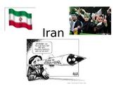 Powerpoint on UAE, Iran, and Kuwait