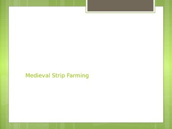 Powerpoint on the Agricultural Revolution