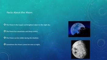 Powerpoint on the Moon