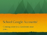 Powerpoint overview for School Google Accounts