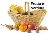 Powerpoint presentation: Frutta e Verdure