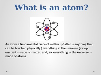 Atomic theory scienetists and their models