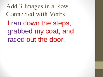 Powerpoint to Teach Compositional Risk in Writing