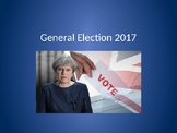 Powerpoint to Teach the General Election 2017 (UK)