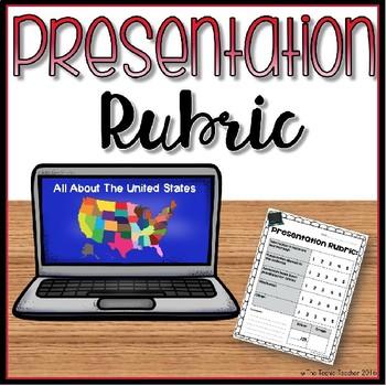 Powerpoint/Keynote/Google Slides Presentation Rubric