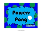 Powers Pong