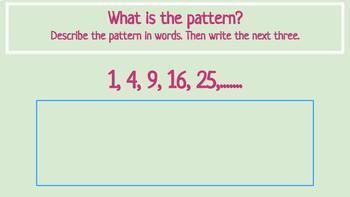 Powers and Exponents Interactive Activity