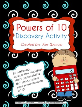 Powers of 10 Discovery Activity