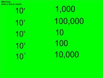 5.NBT. 2 Patterns of Zero when Multiplying
