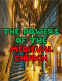 Powers of the Medieval Church