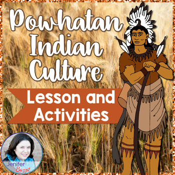 Powhatan Indian Culture...From Prosperity to Crisis FREEBIE!