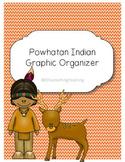 Powhatan Indian Graphic Organizer