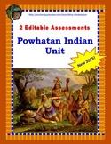 Powhatan Indians Unit