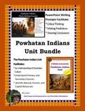 Powhatan Indians Unit: (Bundle)