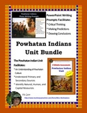 Powhatan Indians Unit: (Bundle)