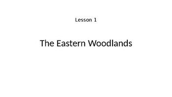 Powhatan Lessons PowerPoint