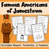 Powhatan, Pocahontas and Christopher Newport Student Book {SOL 1.3}