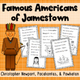 Powhatan, Pocahontas and Christopher Newport Student Book