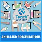 Powtoon Animated Presentations Lesson & Activity
