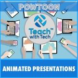 Powtoon Animated Presentations
