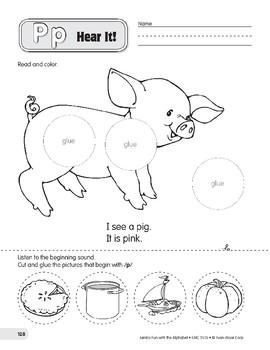 Pp: Pig, Pot