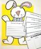 Pâques: Les activités de littératie et numératie (French Easter)