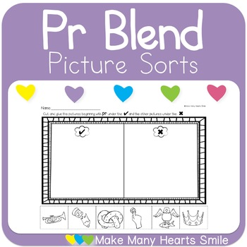 Pr Blend Mini Sorting Kit