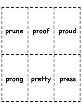 Pr Blend Bingo Freebie! [5 playing cards]