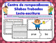 Pr Centro de Silabas Trabadas Grupos Consonanticos Station