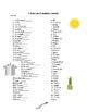 Práctica con el vocabulario comida - Food vocabulary match