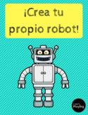 Práctica con tijeras: Crea tu propio robot