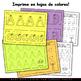 Práctica de Escritura - Abecedario (Spanish)