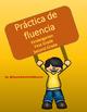 Práctica de fluencia - Fluency practice Spanish. Alphabet: lists of words