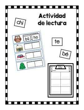 Practica de fonética para todo el año- Edición del invierno