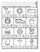 Practica de fonética para todo el año- Edición del invierno FREEBIE