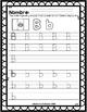 Practica escribir el alfabeto (Spanish Alphabet Tracing)