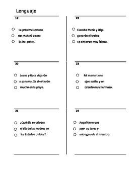Practica para Logramos/ Aprenda  Lenguaje