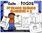 Práctica silábica intensiva # 2 - éxito para todos