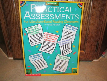 Practical Assessments For Literature-Based Reading Classro