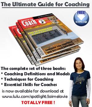 Practical Guide for Personal Coaching, Life Coaching and Self Coaching