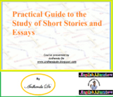Practical Guide to the Study of Short Stories and Essays