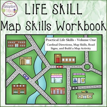 LIFE SKILLS - Map Skills Bundle